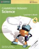 CAMBRIDGE PRIMARY SCIENCE 4 LEARNER´S BOOK