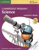 CAMBRIDGE PRIMARY SCIENCE 5 LEARNER´S BOOK