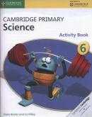CAMBRIDGE PRIMARY SCIENCE STAGE 6 ACTIVITY BOOK
