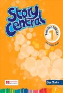 STORY CENTRAL 1 TEACHER´S BOOK WITH EBOOK PACK