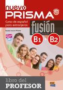 NUEVO PRISMA FUSION B1+B2 - LIBRO DEL PROFESOR