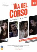 VIA DEL CORSO A1 EDIZIONE PER INSEGNANTI + DVD + CD AUDIO