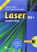 LASER A1+ STUDENT´S BOOK WITH EBOOK PACK - 3RD ED