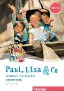 PAUL, LISA & CO - ARBEITSBUCH STARTER
