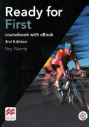 READY FOR FIRST SB WITHOUT ANSWER KEY + EBOOK - 3RD ED