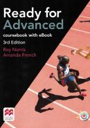 READY FOR ADVANCED SB WITH E-BOOK PACK WITHOUT KEY - 3RD ED