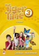 TIGER TIME 3 FLASHCARDS - 1ST ED