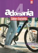 ADOMANIA 4 CAHIER D´ACTIVITES + CD-ROM (B1)