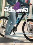 ADOMANIA 4 LIVRE DE L´ELEVE + CD-ROM