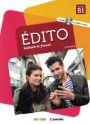 EDITO B1 LIVRE + CD MP3 + DVD - 2EME ED