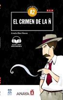 CRIMEN DE LA N, EL - CON AUDIO DESCARGABLE