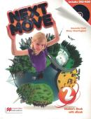 NEXT MOVE 2 SB WITH EBOOK PACK AND DVD-ROM - 1ST ED