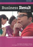 BUSINESS RESULT ADVANCED STUDENT´S BOOK WITH ONLINE PRACTICE - 2ND ED