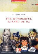 THE WONDERFUL WIZARD OF OZ WITH AUDIO CD - STARTER - LEVEL 1