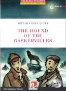 THE HOUND OF THE BASKERVILLES WITH AUDIO CD - STARTER - LEVEL 1