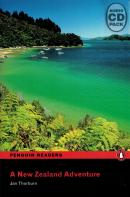 A NEW ZEALAND ADVENTURE - PENGUIN READERS EASYSTARTERS - BOOK WITH AUDIO CD