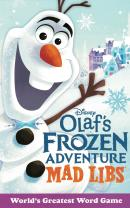OLAF´S FROZEN ADVENTURE MAD LIBS