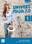 UNIVERSITALIA 2.0 - VOLUME 1 (A1/A2) - LIBRO + 2 CD AUDIO