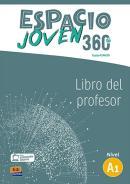 ESPACIO JOVEN 360 A1 - LIBRO DEL PROFESOR + EXTENSION DIGITAL