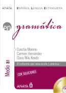 GRAMATICA NIVEL B1 MEDIO + CD AUDIO