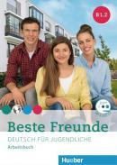 BESTE FREUNDE B1.2 ARBEITSBUCH MIT AUDIO-CD