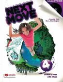 NEXT MOVE 4 SB WITH EBOOK PACK - 1ST ED