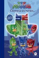 PJ MASKS - CONHECA OS HEROIS - COM 6 MINILIVROS!