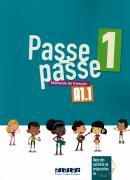 PASSE - PASSE 1 - LIVRE DE L´ELEVE