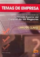 TEMAS DE EMPRESA - LIBRO DE CLAVES