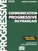COMMUNICATION PROGRESSIVE DU FRANCAIS - NIVEAU PERFECTIONNEMENT + LIVRE + CD AUDIO - 2ª ED