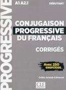 CONJUGAISON PROGRESSIVE DU FRANCAIS - NIVEAU DEBUTANT - CORRIGES - 2ª ED