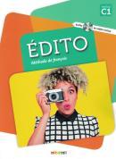 EDITO C1 LIVRE + DVD - 3ª ED