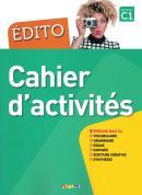 EDITO C1 CAHIER D´EXERCICES - 3ª ED