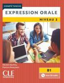 EXPRESSION ORALE NIVEAU 2 + CD AUDIO - 2EME ED