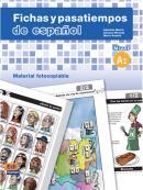 FICHAS Y PASATIEMPOS DE ESPANOL A1