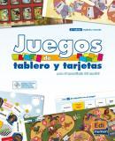 JUEGOS DE TABLERO Y TARJETAS + CD-ROM - NUEVA EDICION