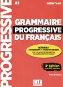 GRAMMAIRE PROGRESSIVE DU FRANCAIS - NIVEAU DEBUTANT - LIVRE AVEC + CD - 3ª ED