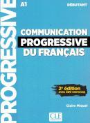 COMMUNICATION PROGRESSIVE DU FRANCAIS - NIVEAU DEBUTANT - NOUVELLE COVERTURE 2ª ED
