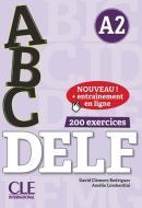 ABC DELF A2 + DVD + CORRIGES + APPLI - NOUVELLE EDITION