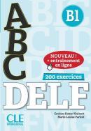 ABC DELF B1 + DVD + CORRIGES + APPLI - NOUVELLE EDITION