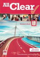 ALL CLEAR 1 STUDENTS BOOK WITH WORKBOOK PACK - 1ST ED