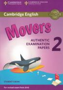 CAMBRIDGE ENGLISH YOUNG MOVERS 2 FOR REVISED EXAM FROM 2018 SB