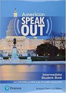 AMERICAN SPEAKOUT INTERMEDIATE SB WITH DVD-ROM AND MP3 AUDIO CD & MYENGLISHLAB - 2ND ED