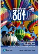 AMERICAN SPEAKOUT UPPER-INTERMEDIATE SB WITH DVD-ROM AND MP3 AUDIO CD & MYENGLISHLAB - 2ND ED