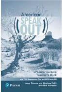 AMERICAN SPEAKOUT PRE-INTERMEDIATE TB WITH TR & ASSESSMENT CD & MP3 AUDIO CD - 2ND ED