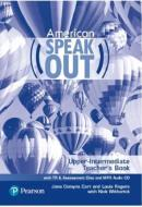 AMERICAN SPEAKOUT UPPER-INTERMEDIATE TB WITH TR & ASSESSMENT CD & MP3 AUDIO CD - 2ND ED