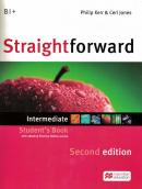 STRAIGHTFORWARD INTERMEDIATE SB + EBOOK STUDENT´S PACK - 2ND ED