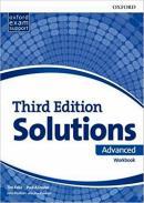 SOLUTIONS ADVANCED WB - 3RD ED