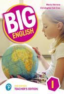 BIG ENGLISH 1 - TEACHERS EDITION - AMERICAN EDITION - 2ND ED