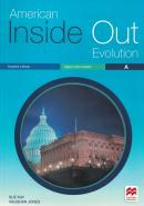 AMERICAN INSIDE OUT EVOLUTION UPPER-INTERMEDIATE A - STUDENTS PACK WITH WORKBOOK - WITH KEY